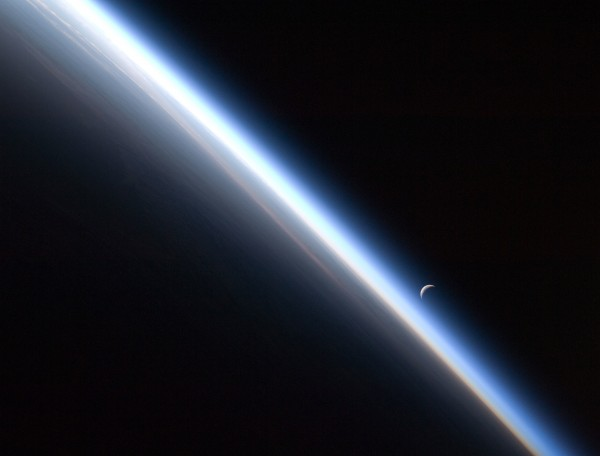 Image credit: NASA's Marshall Space Flight Center, via the International Space Station.
