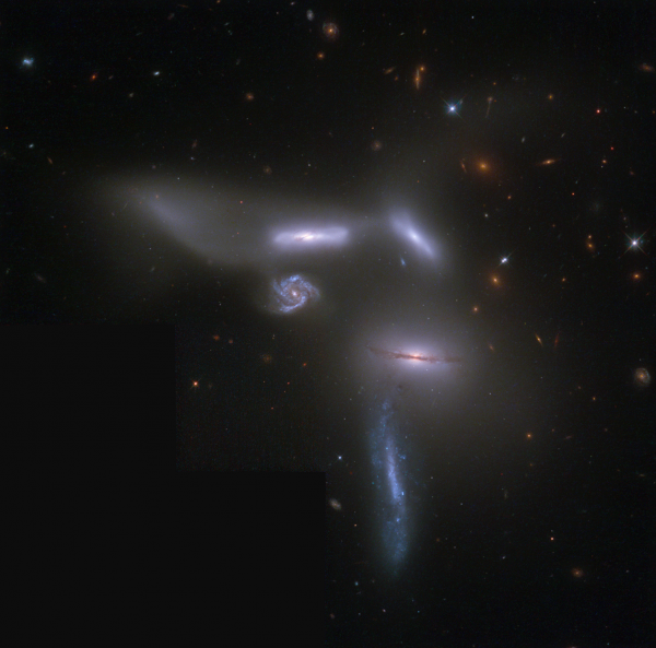 Image credit: Hubble Legacy Archive, NASA, ESA; Processing: Judy Schmidt.